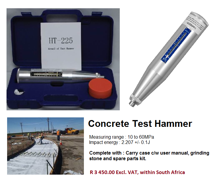 Concrete Hammer Special