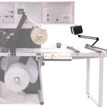 UV Inspection Probe in printing environment