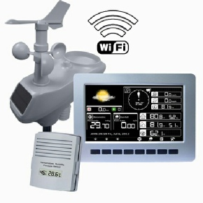HP 2000 Weather Station