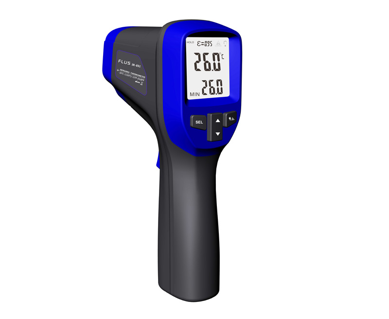 IR 831 Infrared Thermometer