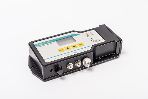 Monilog Impact Recorder with digital display